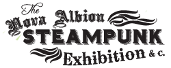 Steampunk Exhibition logo